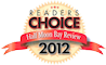 2012 reader's choice for petsl